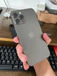 iPhone 12 Pro Max de 512 GB - Só foi ativado e com NF