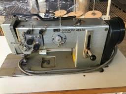 Máquina de costura Reta Transporte Triplo Durkopp