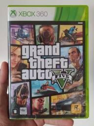 Vendo jogo GTA V(5) Horiginal