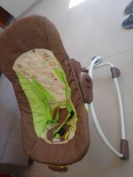 Cadeira Bebê Descanso Musical Balanço Vibratória 18 Kg