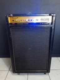 Amplificador Para Contra-baixo Meteoro Precision Combo