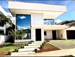 Venda- Casa no condomínio Florais Cuiabá, 5 suítes, nova -420m² - Cuiabá MT