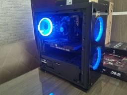 Pc Intel - 10 Geração  - Ssd 500 Gb - Memória 8 Gb - Novo