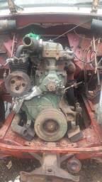 Motor M. Benz 1519 para venda em peças