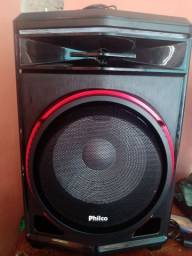 Caixa acústica pcx6500 Philco