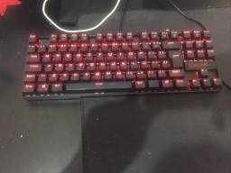 teclado mecanico kumara switch brown