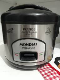 PANELA DE ARROZ ELÉTRICA MONDIAL