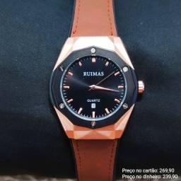 Relógio Masculino Original Ruimas EXCLUSIVO