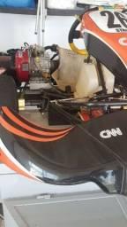 Chassi Kart Mini 2014 Barbada