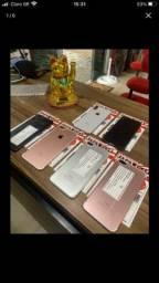 Loja física iPhone 7 Plus 128gb/32gb novo aceito tr0cas
