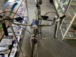 Vendo bicicleta Caloi semi nova em perfeito estado top linda