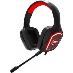 Headset Gamer KWG Taurus E1, USB, Multi Color