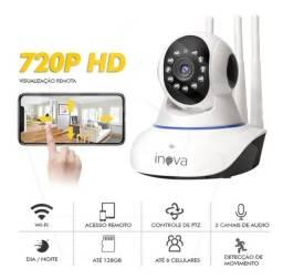 Confiável Câmera Ip Inteligente Robô Inova Wi-Fi 5702 [ Genuína ]