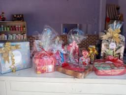 Kits para presentear com Amor