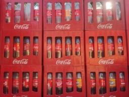 Caixa de Coca cola Retornável 2 litros