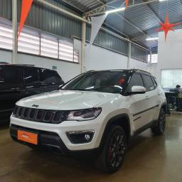 Jeep Compass Limited 2.0 Branco