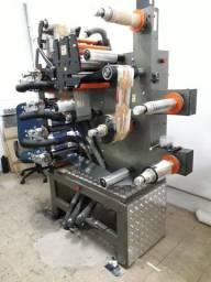 Máquina flexografica 250 4 cores