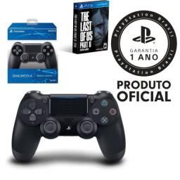 Dualshock joystick sem fio Sony Slim Dualshock lançamento original Controle