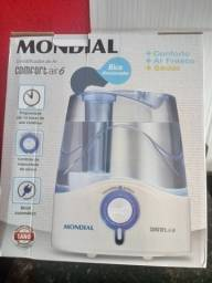 Umidificador de ar Mondial grande