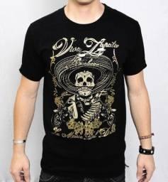 camiseta la Marca del Diablo, tamanho G - Original
