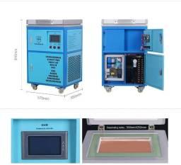Freezer Ocamaster OM-L3 separador de LCD / Vidro celular -190 graus