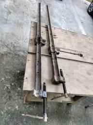 Sargento pra marcenaria e carpintaria em ferro nodular