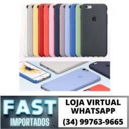 Capas Originais Iphone / Samsung