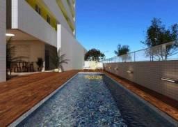 Título do anúncio: Apartamentos com varanda / sacada gourmet a 200m da praia da praia do Bessa - AP0077