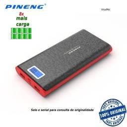 Carregador Portátil Original Para Celular Caixa de Som USB
