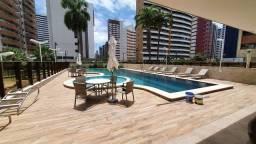 Apartamento com 3 suítes e 3 vagas perto da praia a venda em Fortaleza CE