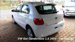 VW Gol 1600 2016