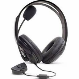 Fone gamer para xbox 360 headset gamer fone com microfone