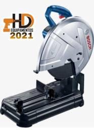 Policorte  Cortadora de Metais Bosch GCO220 2200W 220V,