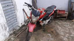 Troco em moto de menor cilindrada valor 5000