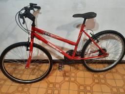Bike feminina aro 26 18 marchas ! Wats 99751.4493