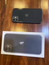 Iphone 11 64gb seminovo pra vender hoje