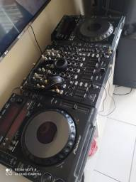 Cdj Pionner+Mixer
