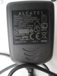 Fonte carregador 5V 400mA Original Alcatel