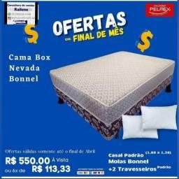 Cama Box Casal$$