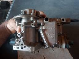 Carburador Opala 4 Cilindros Solex Duplo H34 Seie Alcool
