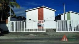 Apartamento com 2 dormitórios para alugar, 51 m² por R$ 1.200,00/mês - Cordeiro - Recife/P