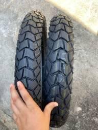 Par pneus Maggion Bross 110/90-17 , 90/90-19 Viper