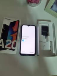 Samsung A20 em ótimo estado