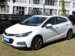 Título do anúncio: GM Chevrolet Cruze Hatch LTZ Sport6 1.4 Turbo 2019 branco - Impecável, 10.000 km
