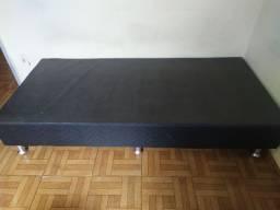 Cama box + colchão D28 URGENTE