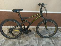 Bicicleta Caloi zerada