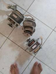 Vendo 3 motores de máquina de lavar