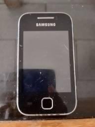 Celular Samsung Galaxy Y Funcionando