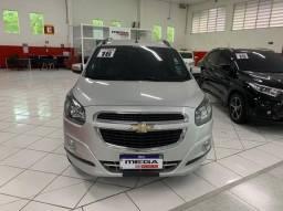 Chevrolet Spin LTZ 1.8 Automatica 7 Lugares Baixo Km !! Aceitamos Financiamento