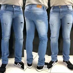 Jeans em atacadoos 20$..